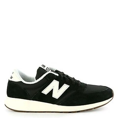 sepatu original new balance 420 lifestyle sneakers - black